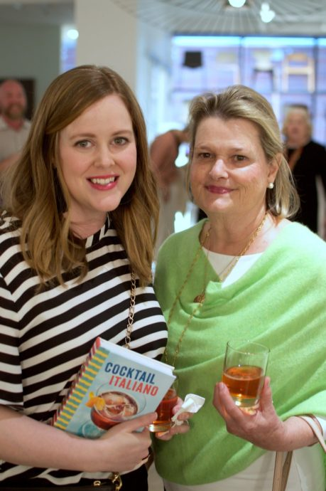 My web manager Nicole Letts and her mother in law