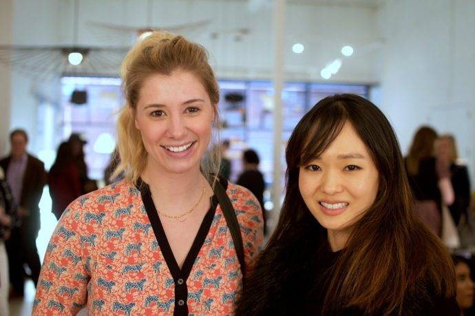 The lovely ladies from Americasmart